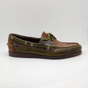 SEBAGO nwot Docksides Portland Leather Boat Shoe